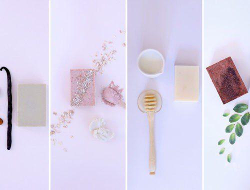 4 recettes de savon sans soude caustique