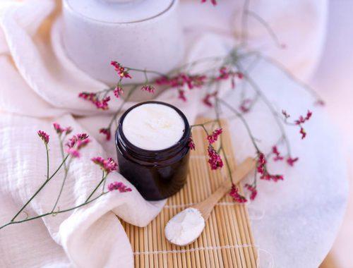 Recette facile pour réaliser un déodorant sans bicarbonate.