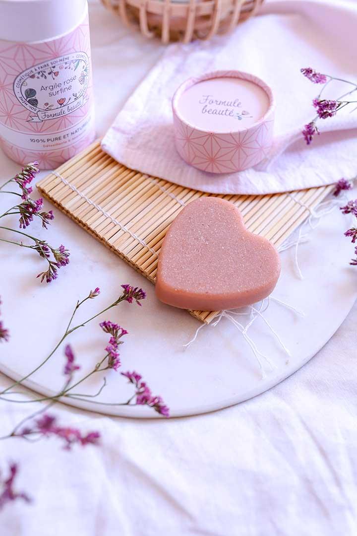 Recette de savon provenant du site Formule Beauté.
