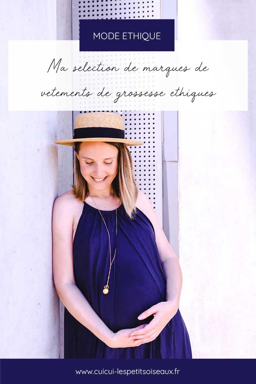 Mon avis sur les marques de maternité éthiques que j'ai utilisé pendant ma grossesse.